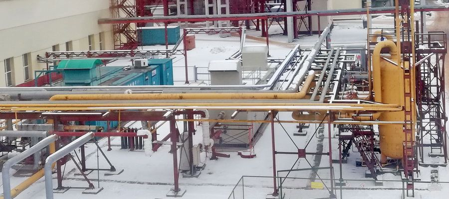 ЭНЕРГАЗ модернизировал систему газоподготовки и схему топливоснабжения ПГУ-230 Минской ТЭЦ-3