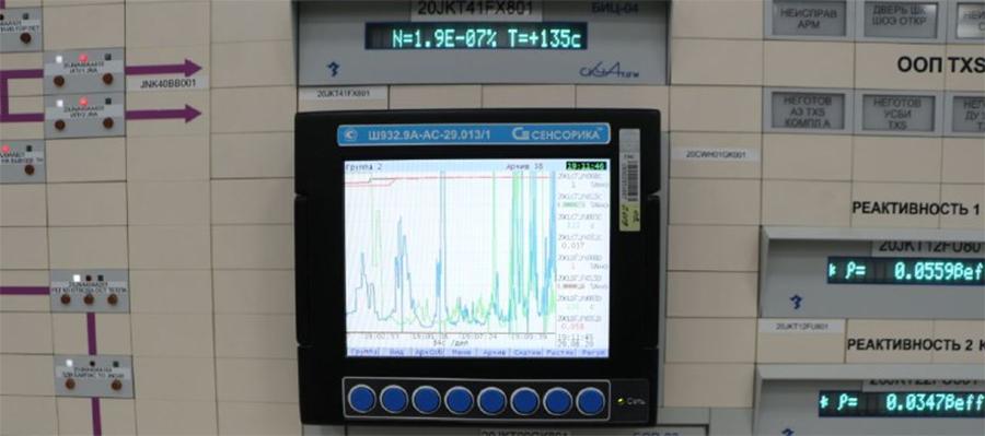 6-й энергоблок Ленинградской АЭС приступил к набору мощности