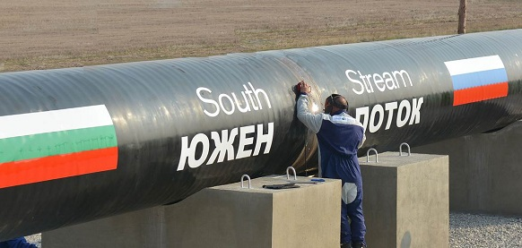 Bulgaria´s Prime Minister Borisov hopes for quick solutions for the South Stream project