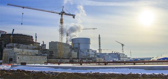На Ленинградской АЭС-2 завершена программа физического пуска 1-го энергоблока. Идет подготовка к энергетическому пуску