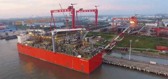 Caribbean FLNG нашел себе место. NIOC и IFLNG подписали соглашение о размещении плавучего СПГ-завода в Персидском заливе