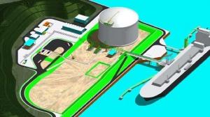 В.Каськив  в Киеве публично презентовал 30 марта 2012 г  ТЭО проекта строительства украинского СПГ-терминала. Овсянка, сэр!