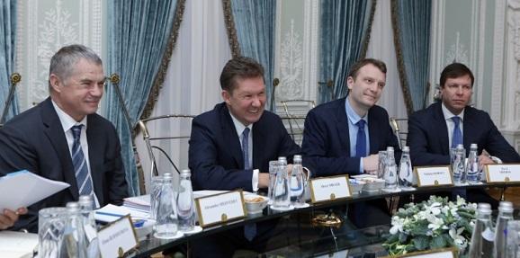Gazprom improving efficiency through innovations