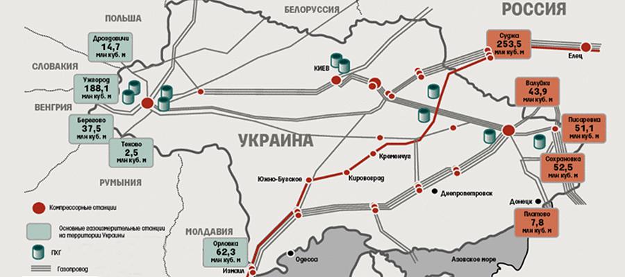 Таинственно и виртуально. Украина начала экспорт природного газа в направлении Венгрии.