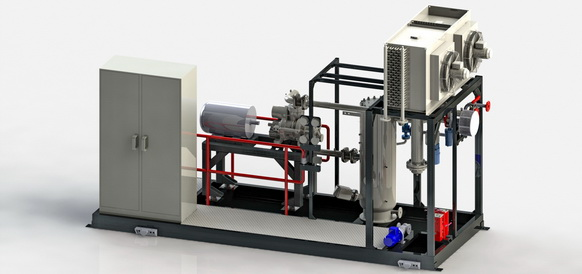 Группа ЭНЕРГАЗ вывела на рынок новую модификацию компрессорного оборудования - малые газокомпрессорные установки