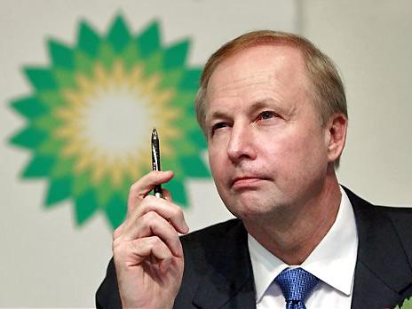 ВР интересуется сланцевым газом в Великобритании. Пора