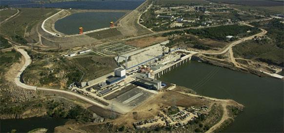 35 см до мертвого объема. Ташлыкская ГАЭС может быть остановлена из-за нехватки воды в Александровском водохранилище