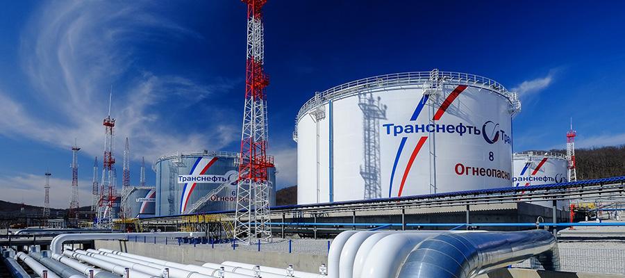Поставки нефти на экспорт через систему Транснефти в 2019 г. выросли до 238,8 млн т