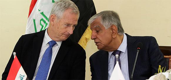 В доверительной атмосфере Ирак и BP подписали меморандум о взаимопонимании, позволяющий увеличить добычу нефти в Киркуке