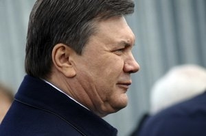 Обращение В.Януковича к украинскому народу