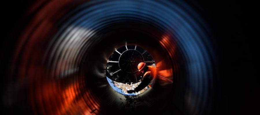 Gazprom built 260 km of pipeline between Chayandinskoye field and Power of Siberia interconnector to China