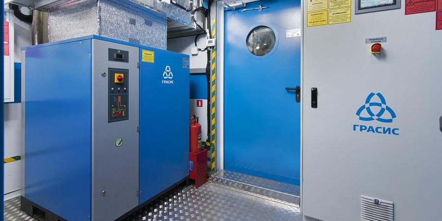 На производстве НПК «Грасис» прошли приемочные испытания азотных станций