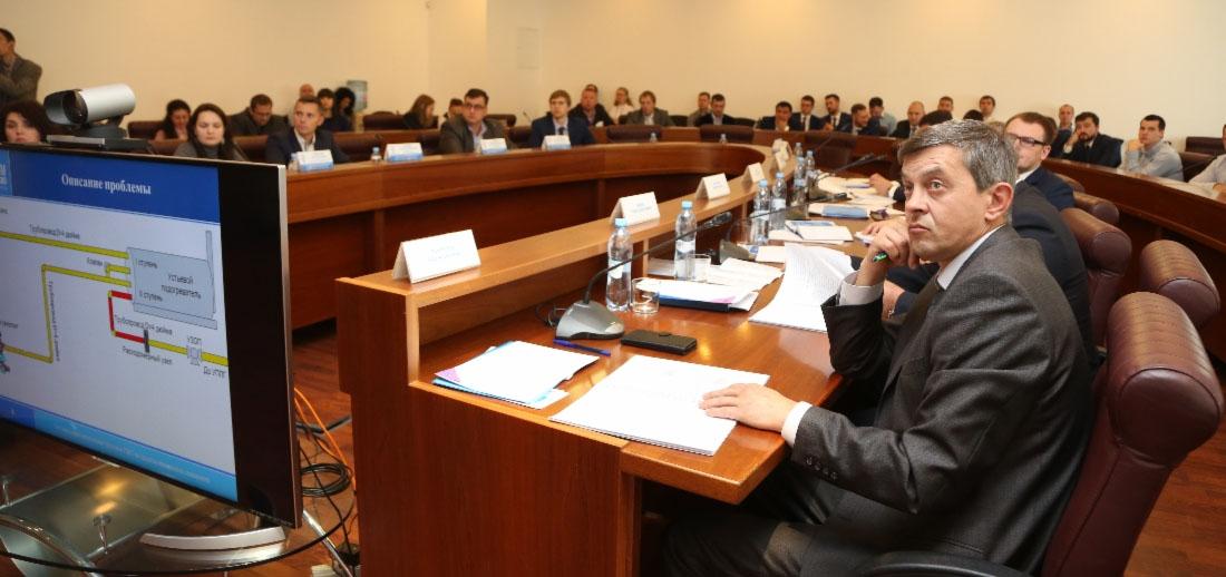 В Газпром добыча Астрахань провели конкурс «Ярмарка инновационных идей и проектов»