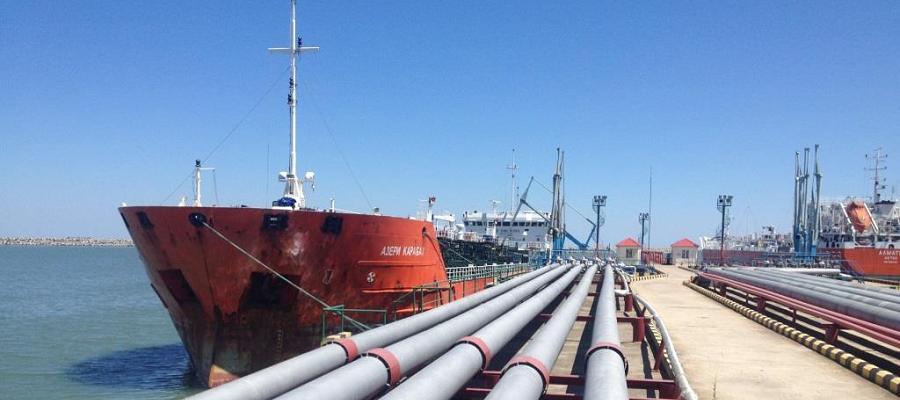 Ю. Трутнев поручил ведомствам проанализировать состояние морского торгового порта в Махачкале