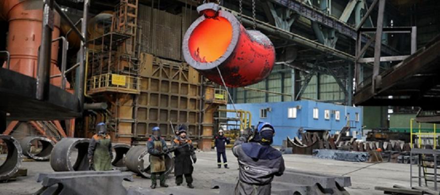Атоммаш начал строительство колен главного циркуляционного насоса для АЭС «Куданкулам» в Индии