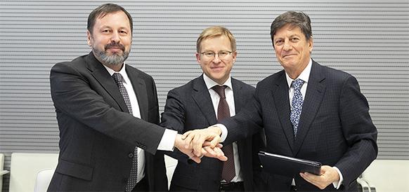 Газпром нефть и Schlumberger развивают сотрудничество в области геофизических исследований