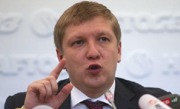А. Коболев  в США: Построив газопровод Северный поток-2, Россия развернет полномасштабную войну на востоке Украины