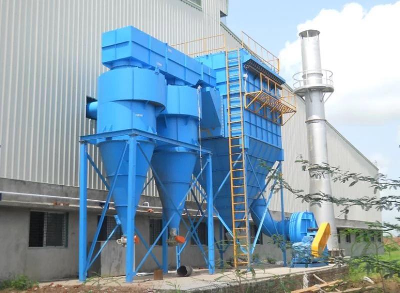 Cleaning атмосферы.  Новые конструкции фильтров-пылегазоуловителей для очистки и обезвреживания выбросов перерабатывающих предприятий
