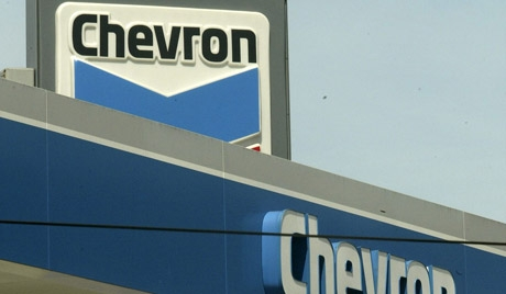 Chevron posts sharp rise in profit