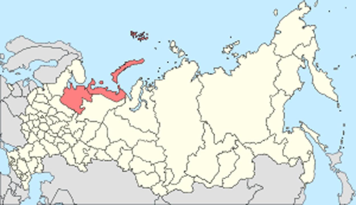 В Архангельской области местные власти планируют построить завод сжиженного газа для Арктики