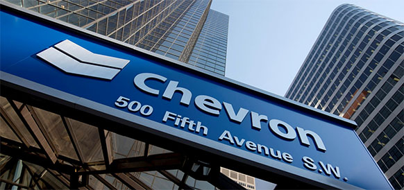 Chevron in 1st capex boost after 4 years. Set to spend $20 billion in 2019
