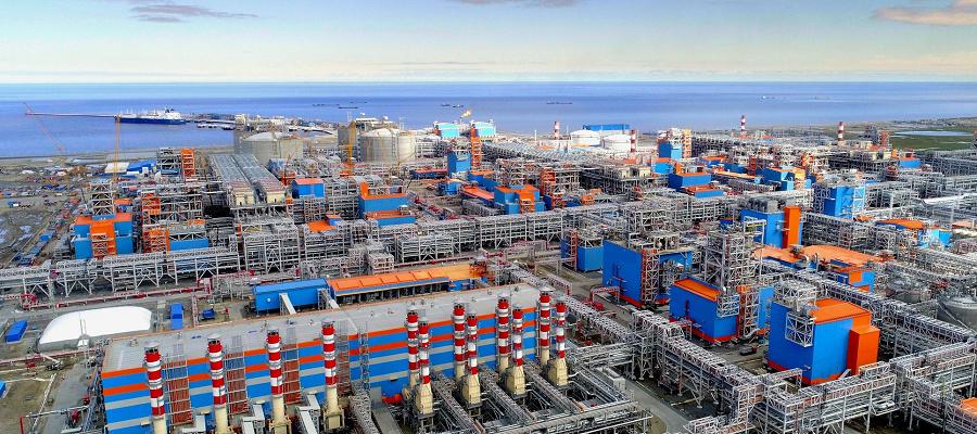 На увеличение производства СПГ в России потребуется 110 млрд долл. США на 10 лет