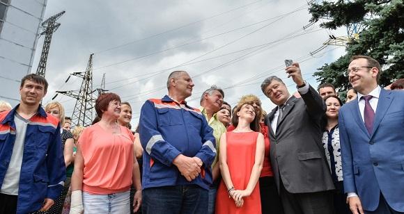 Продолжая политику В. Януковича, П. Порошенко призвал привлечь к ответственности подписантов газового контракта с Россией ВИДЕО