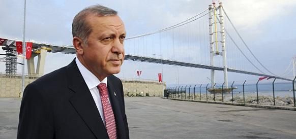Erdogan: Turkey strongly supports Turkish Stream