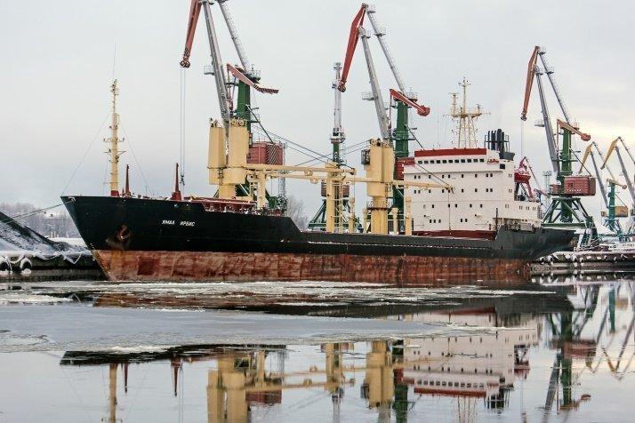 Испытано Арктикой. Покрытия АКРУС® для судов ледового класса
