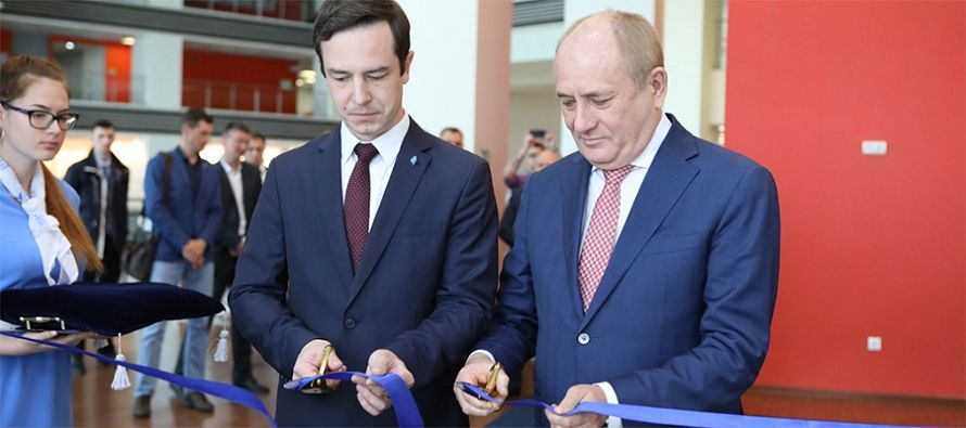 Gazprom opens engineering branch in Vladivostok