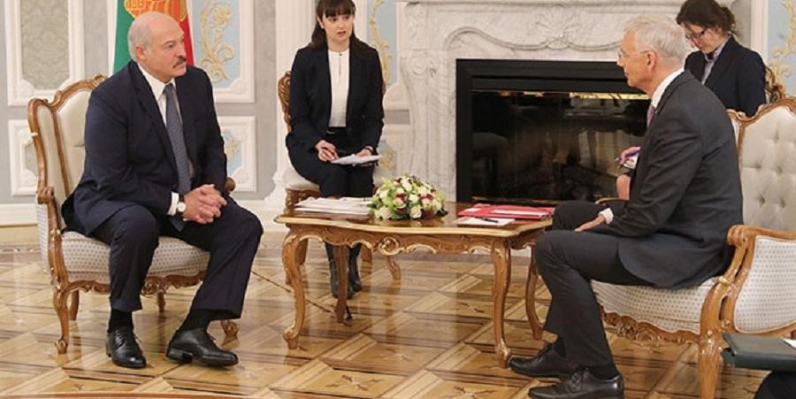 Латвия и Литва спешат на помощь. Прибалты готовы помочь Белоруссии в поставках нефти