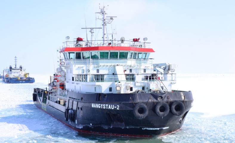 Каспиан Оффшор Констракшн развивает флот для обеспечения работ на нефтегазовых месторождениях Каспия