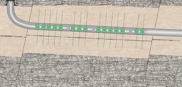 Fishbone. Мессояханефтегаз опробовал новую технологию бурения горизонтальных скважин, не требующую гидроразрыва пластов
