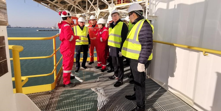 SOCAR And KazMunayGas Mull Prospects For Co-op