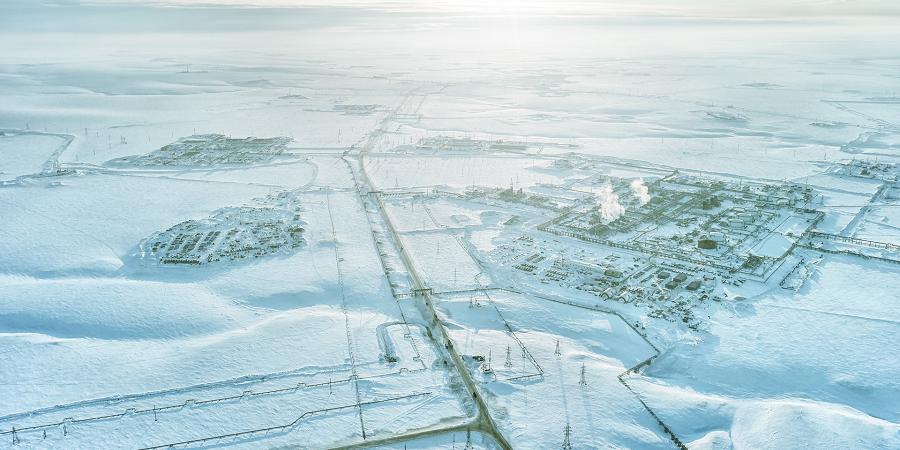 С помощью мобильных комплексов. Газпром нефть начала освоение нефтяных залежей Западно-Таркосалинского НГКМ
