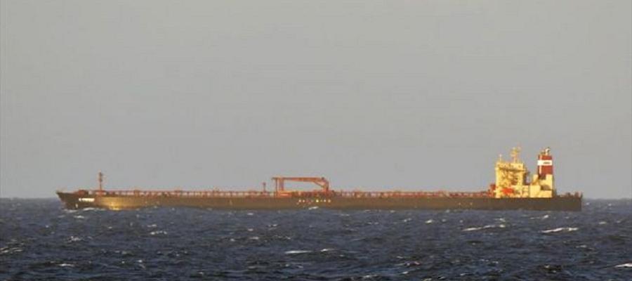 «Морское правосудие». В Желтом море сухогруз протаранил танкер с нефтью из Венесуэлы