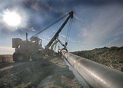 Молдавия и Румыния начнут строительство газопровода Унгены - Яссы