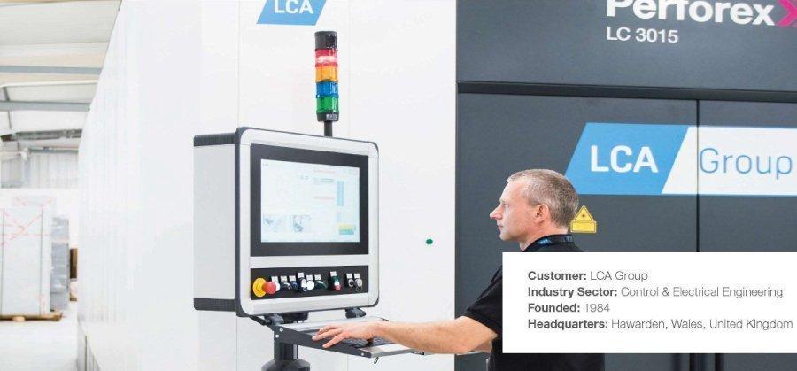 EPLAN и Rittal создают новые возможности для LCA Group