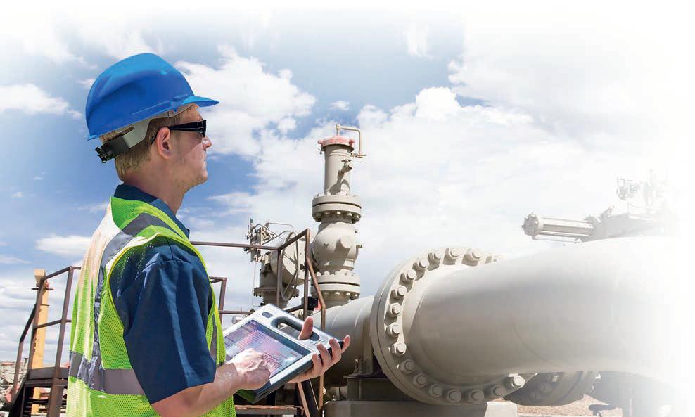 Корпоративная безопасность в нефтегазовом секторе