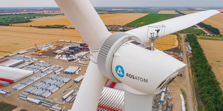 ТВЭЛ локализует производство магнитов из редкоземельных сплавов для генераторов ветряных электростанций