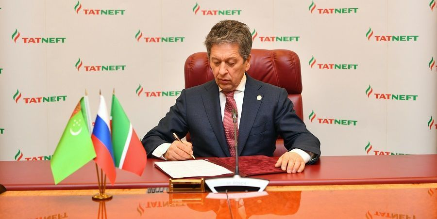 Tatneft expects an increase in oil production in 2021 to 26.4 million tons