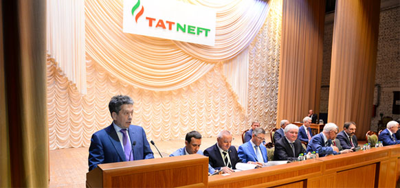 Figures demonstrating Tatneft´s results of operations during July and 7 months of 2017