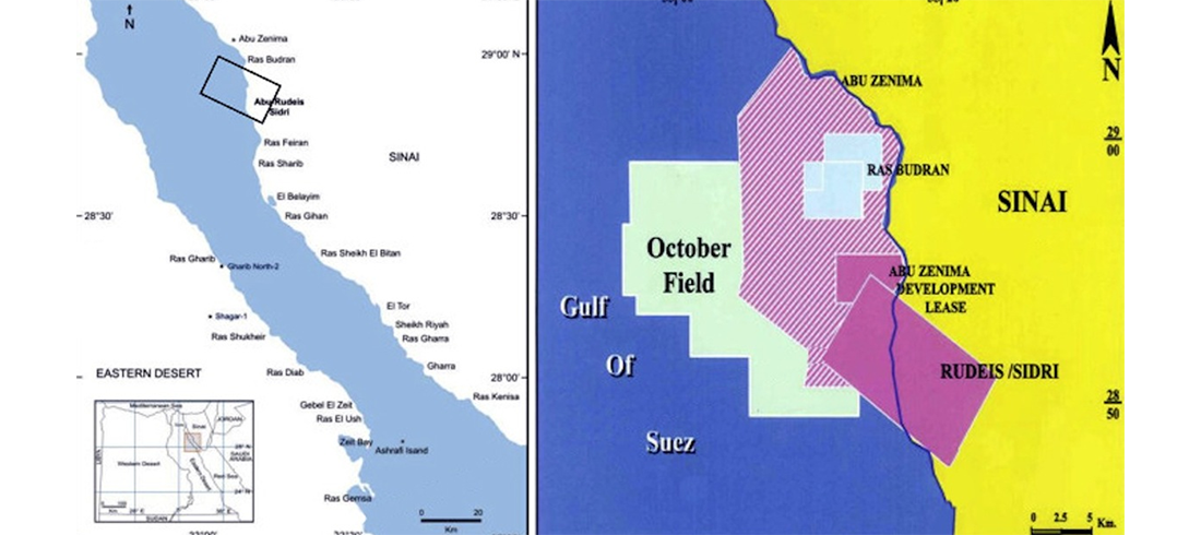 Eni: New resources discovered in the Gulf of Suez offshore Egypt