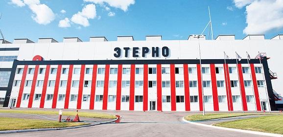 Транснефть включила продукцию челябинского завода ЭТЕРНО включена в реестр основных видов продукции