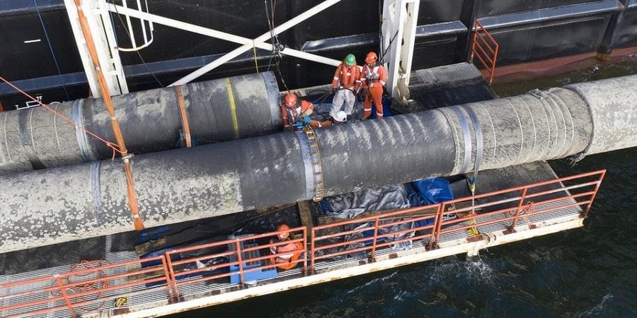 Nord Stream 2: возобновилось строительство газопровода Северный поток-2