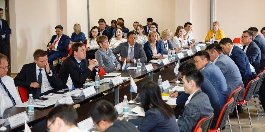 На инвестиционном форуме в Мирном АО «РНГ» выступило с предложением по расширению ТОСЭР