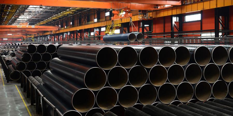 Газпром выбрал поставщиков труб на 95,5 млрд руб.