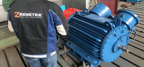 Взрывозащищенные электродвигатели РУСЭЛПРОМа будут работать на Мозырском НПЗ в Беларуси