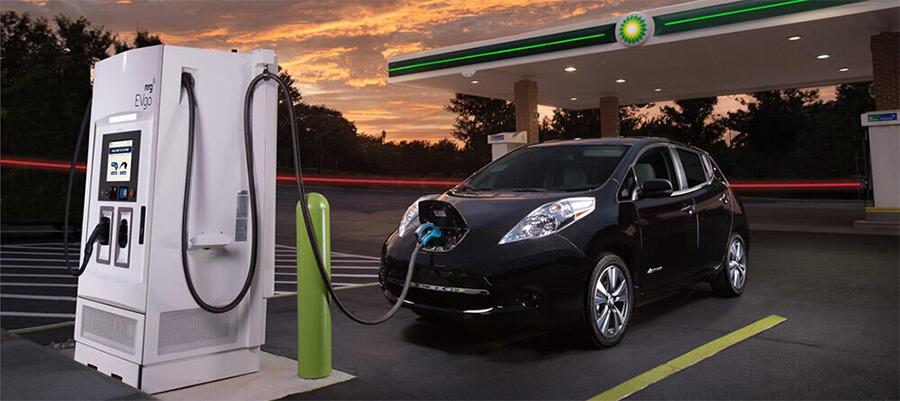 BP и Didi Chuxing займутся разработкой инфраструктуры для заряда электромобилей в Китае