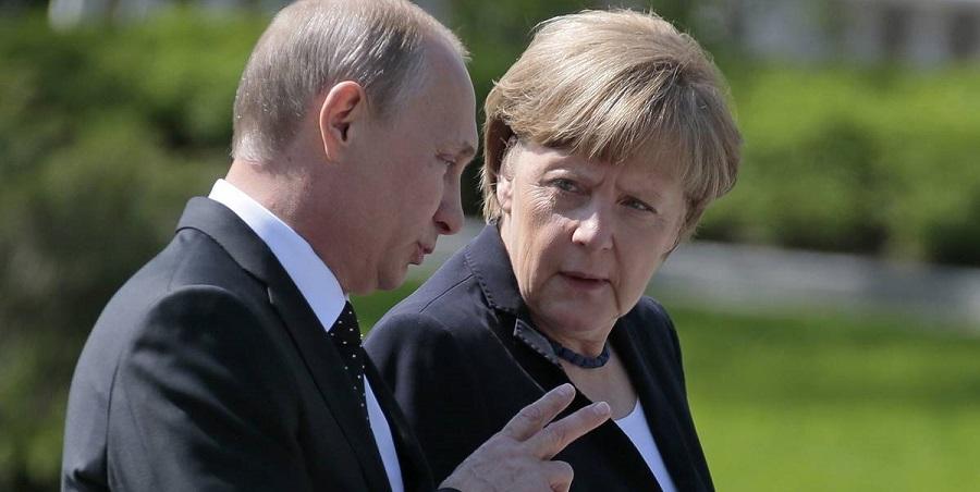Позиция А. Меркель по Северному потоку-2 остается без изменений